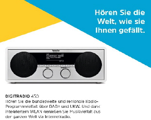 Technisat Digitalradios 2017